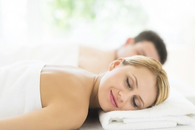 SOMA Couples Massage